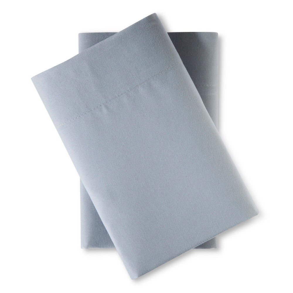 Microfiber Pillowcase Set - (King) Gray - Room Essentials