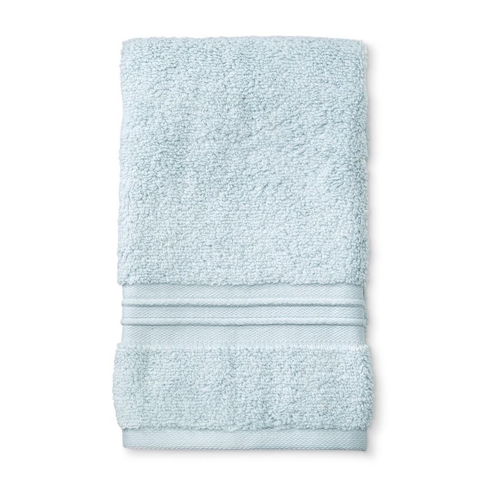 Spa Hand Towel Light Blue - Fieldcrest