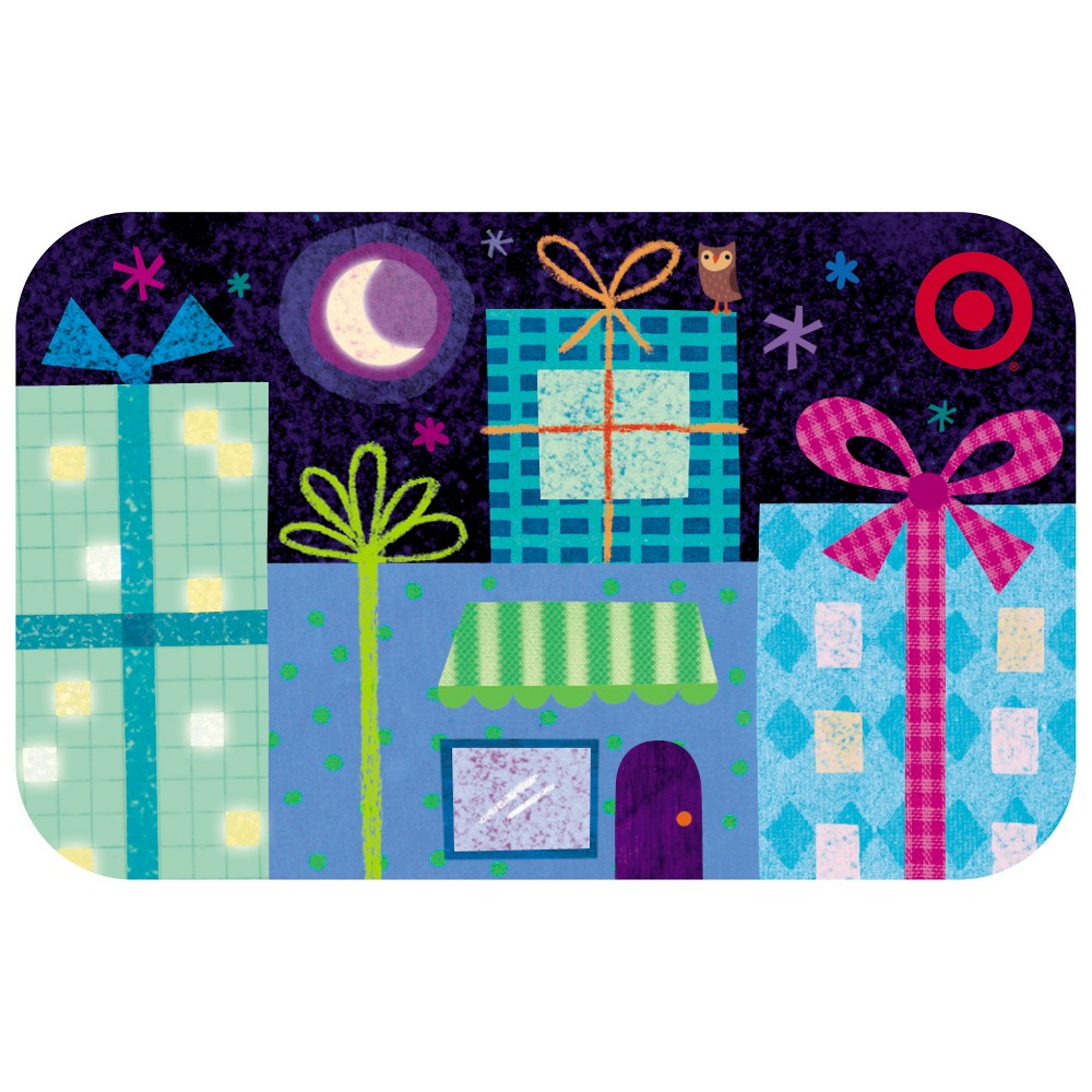 W_Gift Now Card $50, Target Giftcards