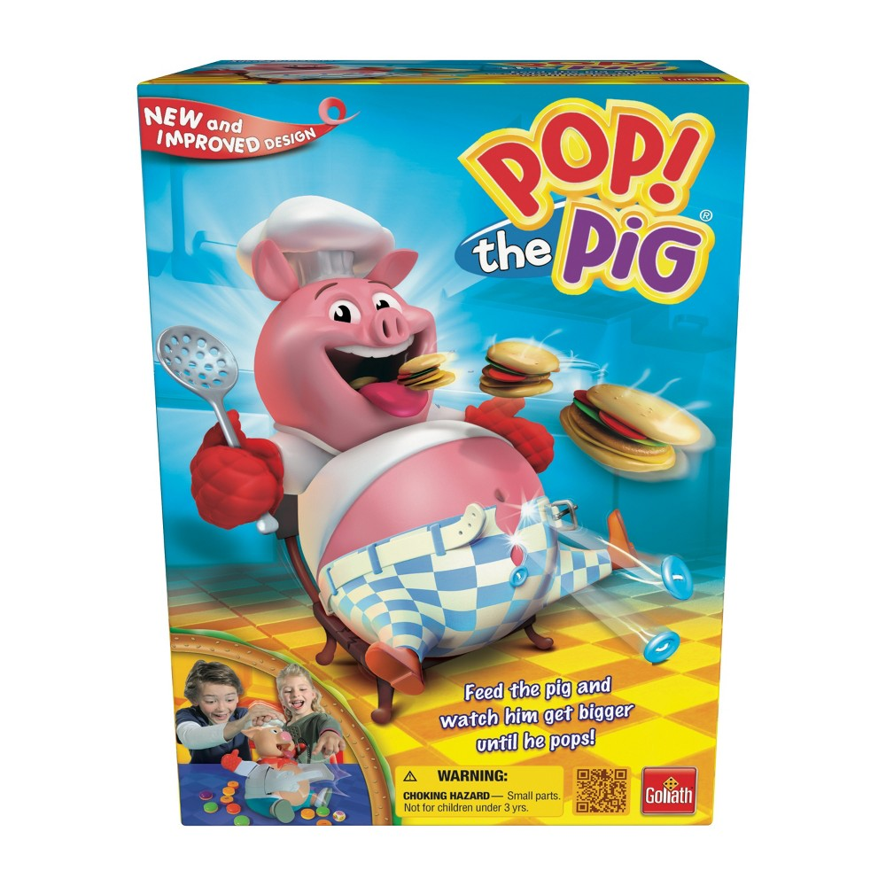 Pop the Pig Game, Board Games