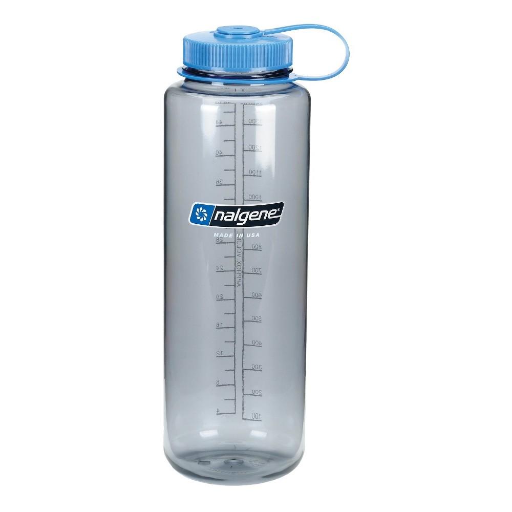 Nalgene 48oz Wide Mouth Water Bottle - Gray