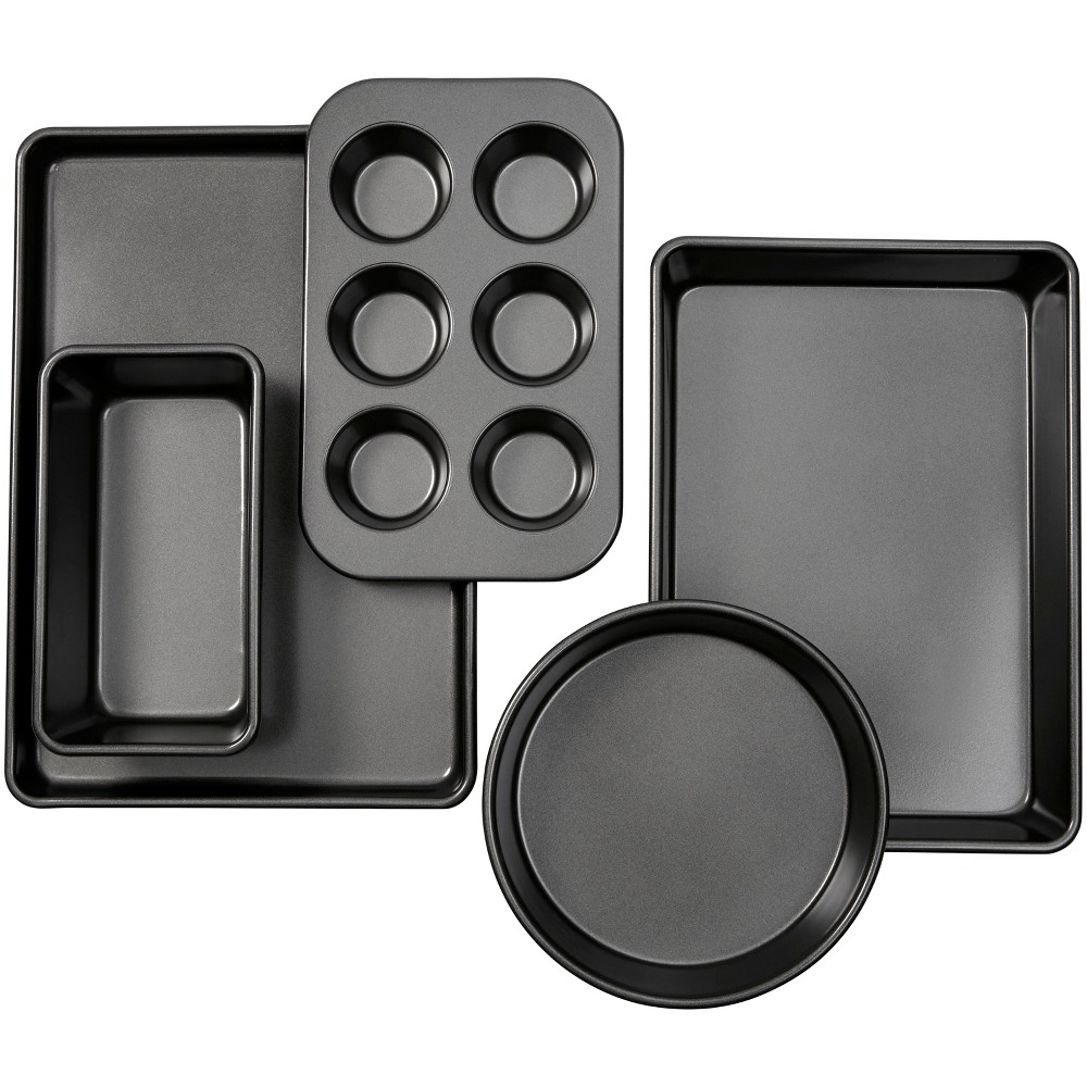 Wilton Bakeware Set, Gray