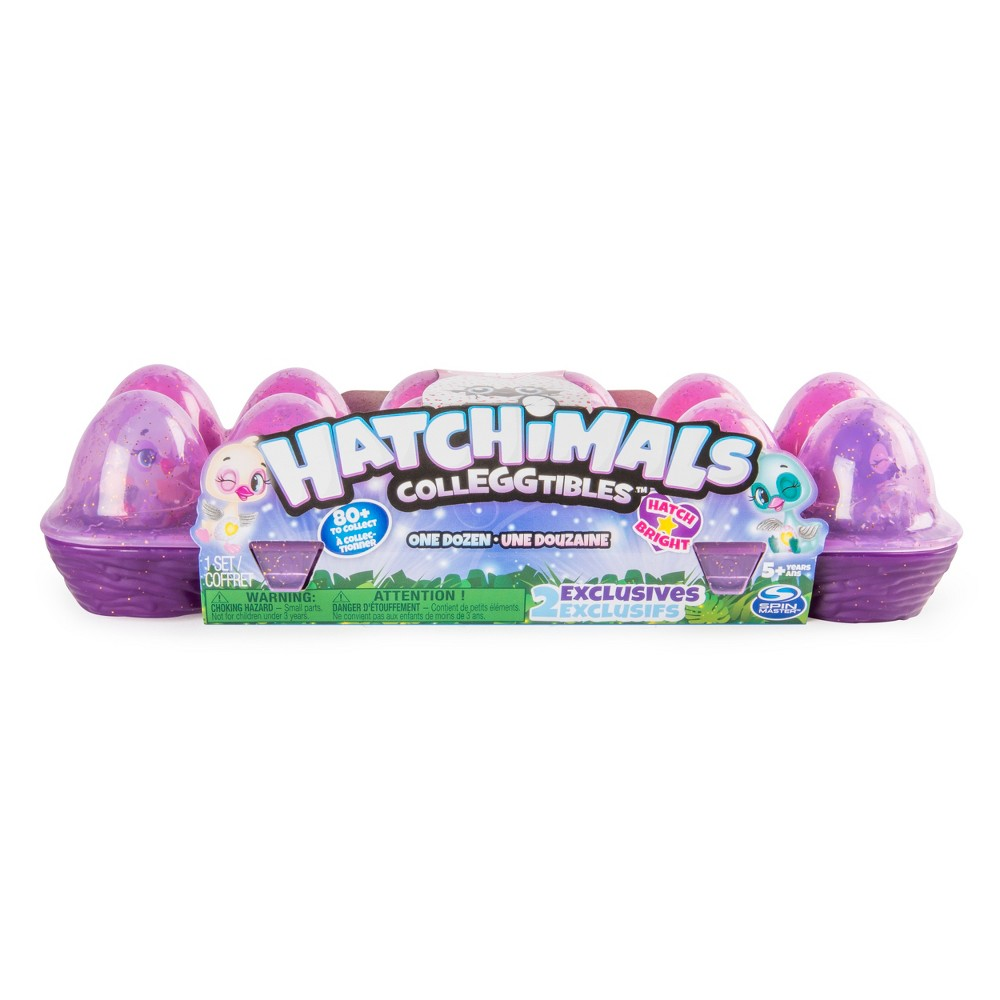 Hatchimals Colleggtibles - 1 Dozen