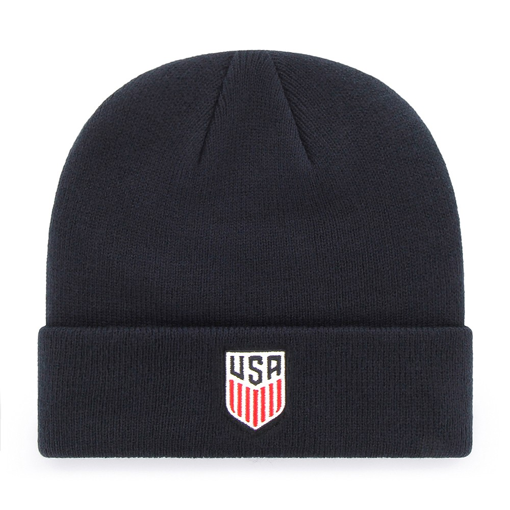 MLS USA Soccer Cuff Knit Beanie