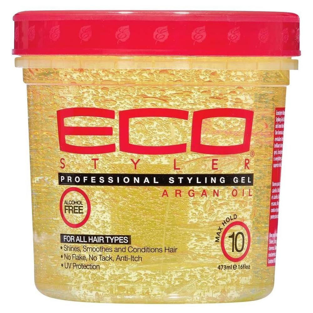 Ecoco Styler Styling Gel with Argan Oil - 16 fl oz