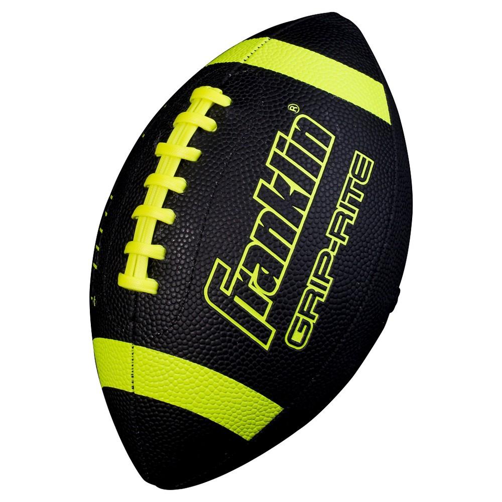 Franklin Sports Junior Grip-Rite Football, Multi-Colored
