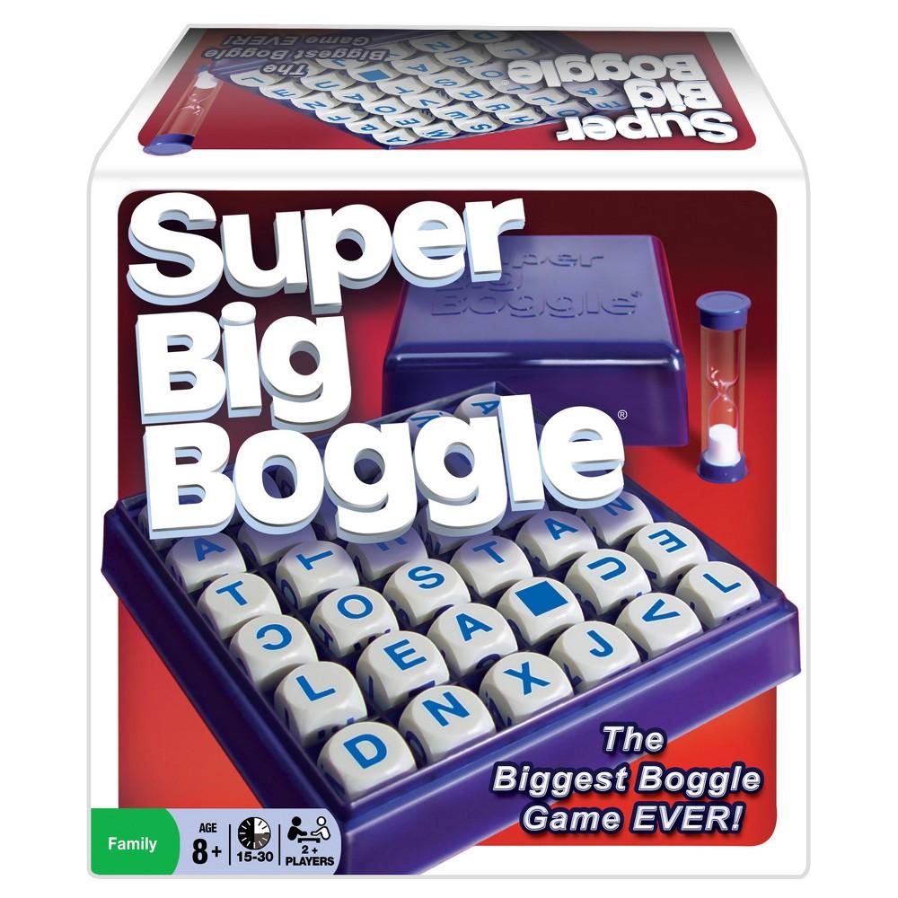 Winning Moves Super Big Boggle Game
