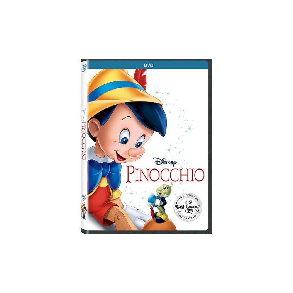 Pinocchio: Walt Disney Signature Collection (Dvd)