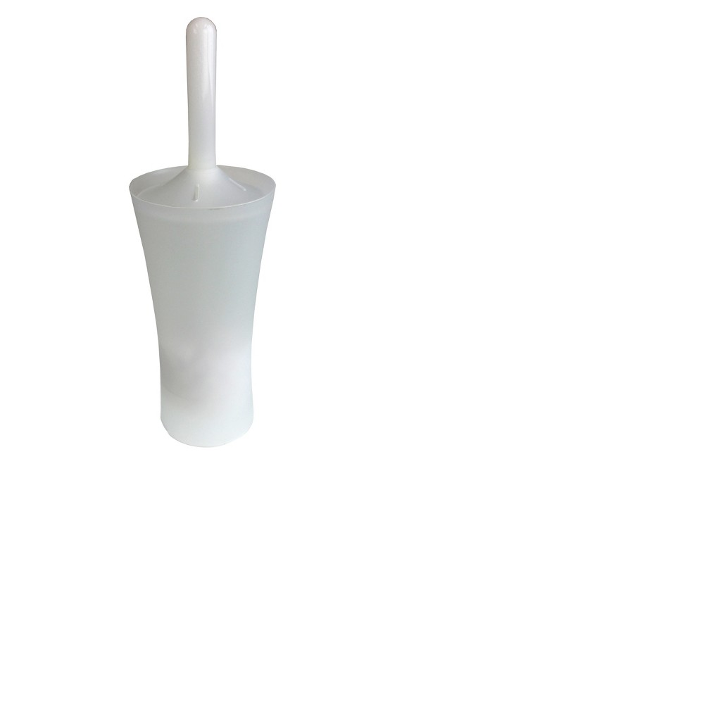 Toilet Brush Set - Up&Up, Clear