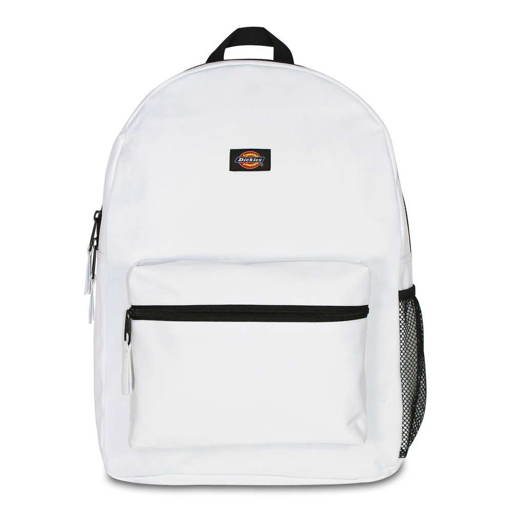 Dickies 17 Student Backpack - White