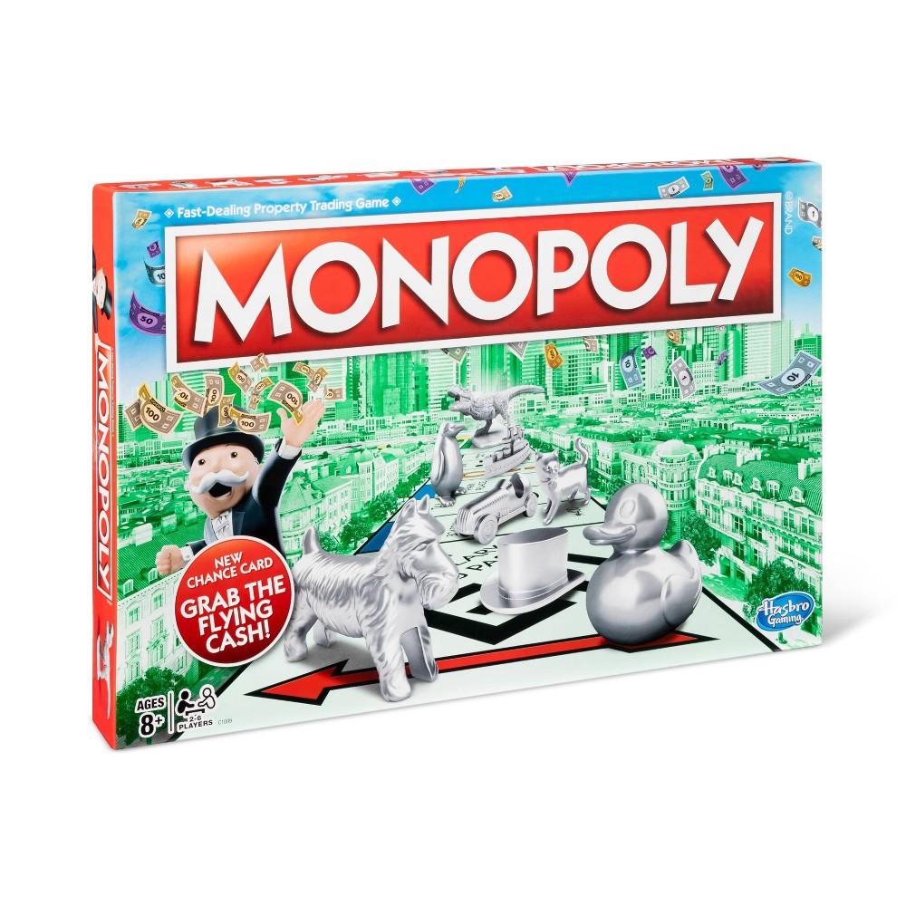 Monopoly Board Game, Board Games
