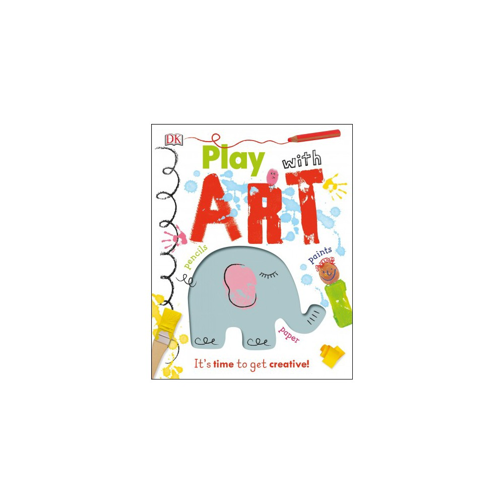 Play with Art - (Hardcover)