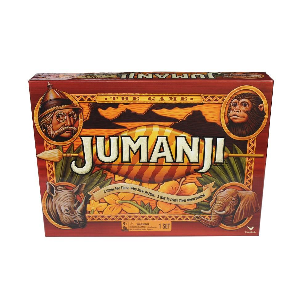 Jumanji The Game, Board Games