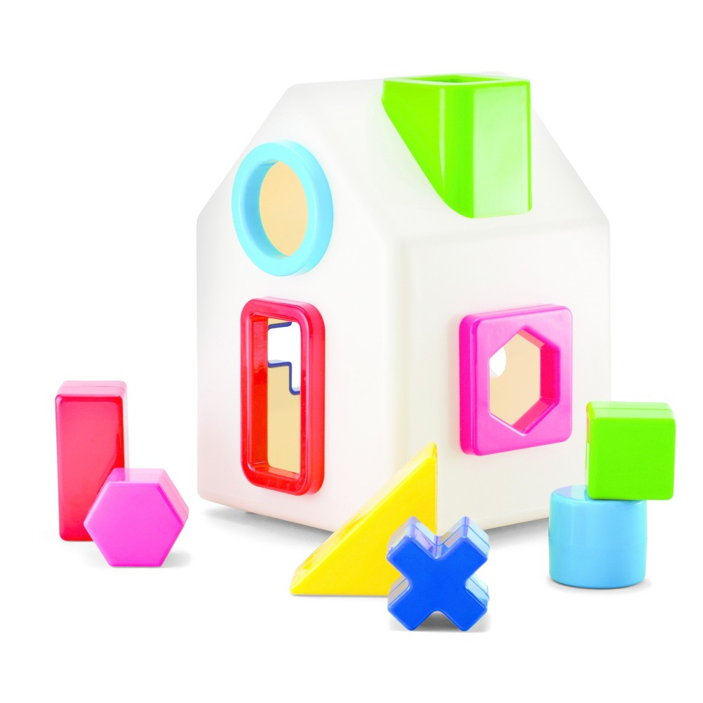 Kid O Sort & Shape Sorting House - Classic Sorter
