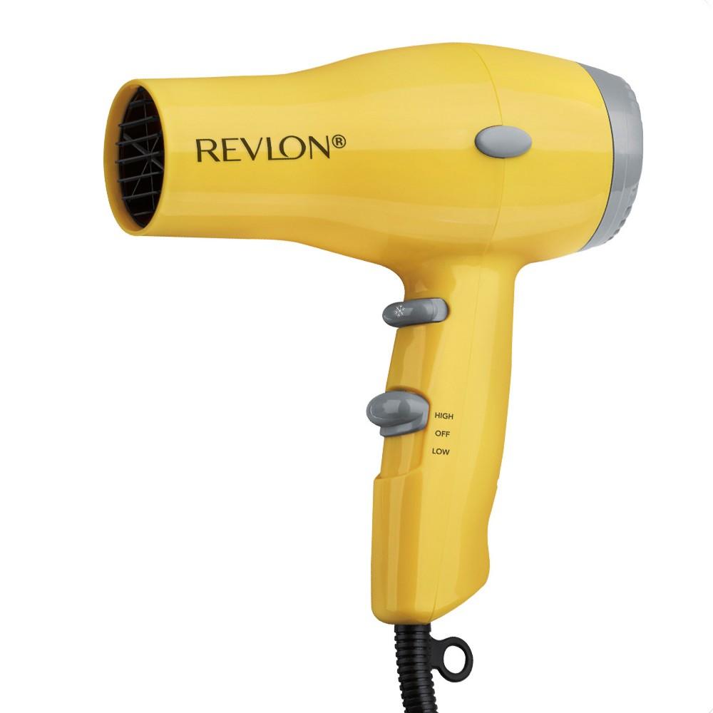 Revlon Essentials Compact Styler Hair Dryer - 1875W, Multi-Colored