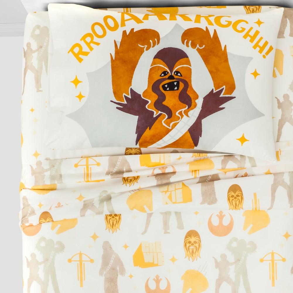 Star Wars Chewbacca Twin Sheet Set