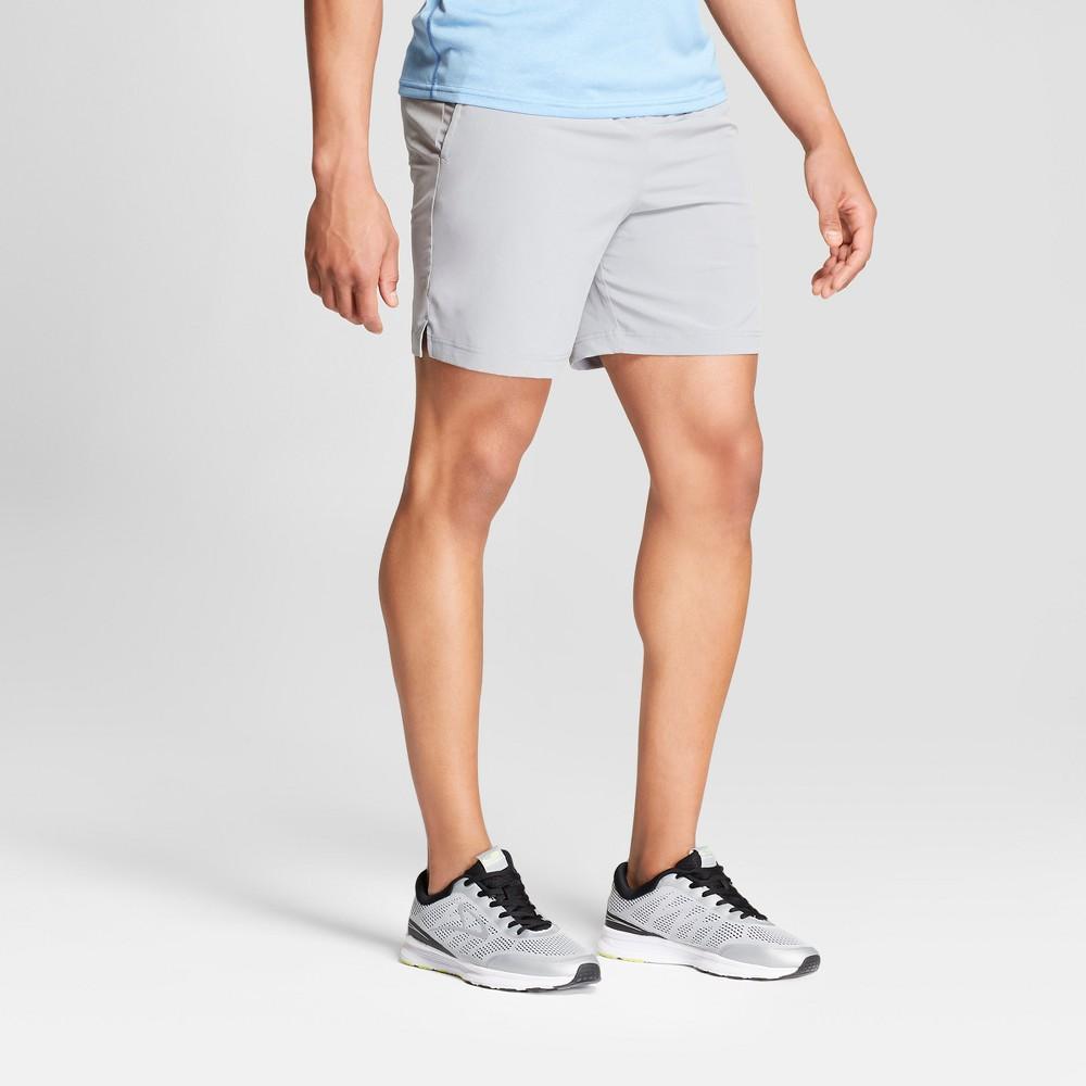 Men's 7 Inch Running Shorts - C9 Champion Concrete Grey Xxl