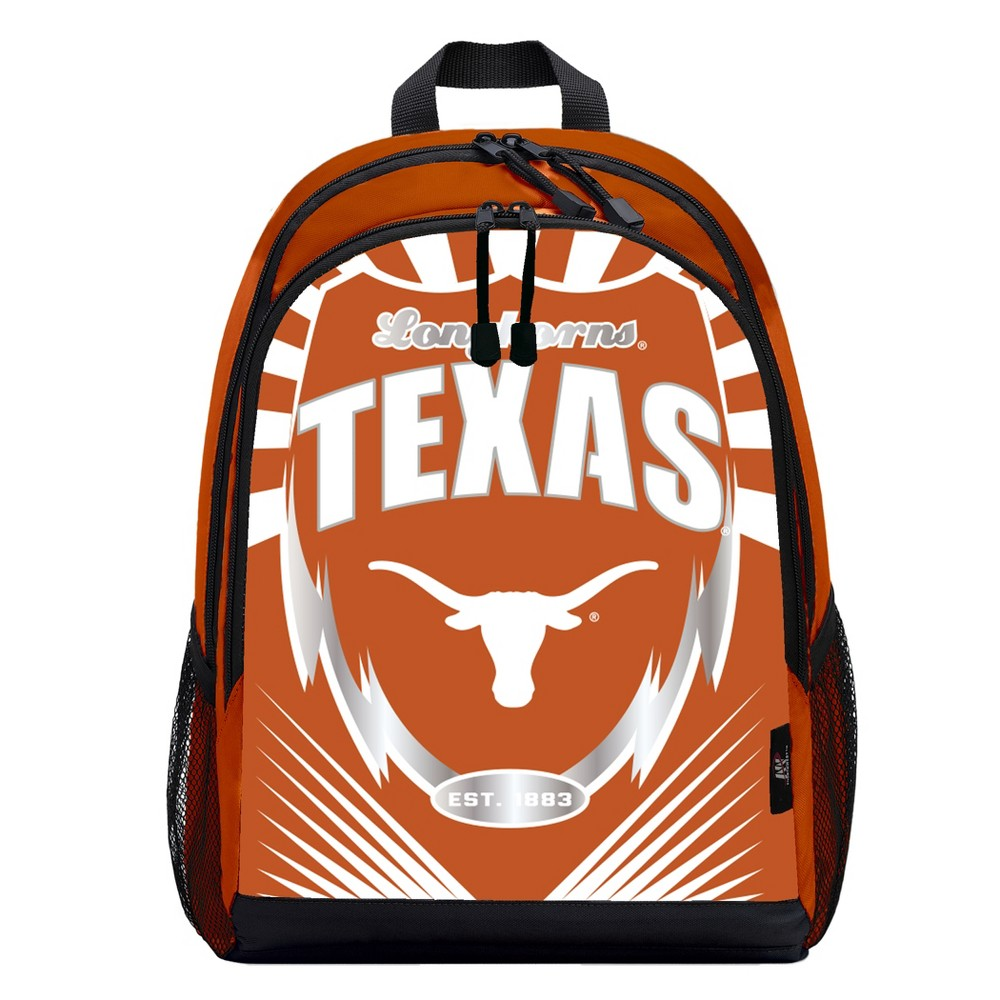 Texas Longhorns Youth Lightning Backpack