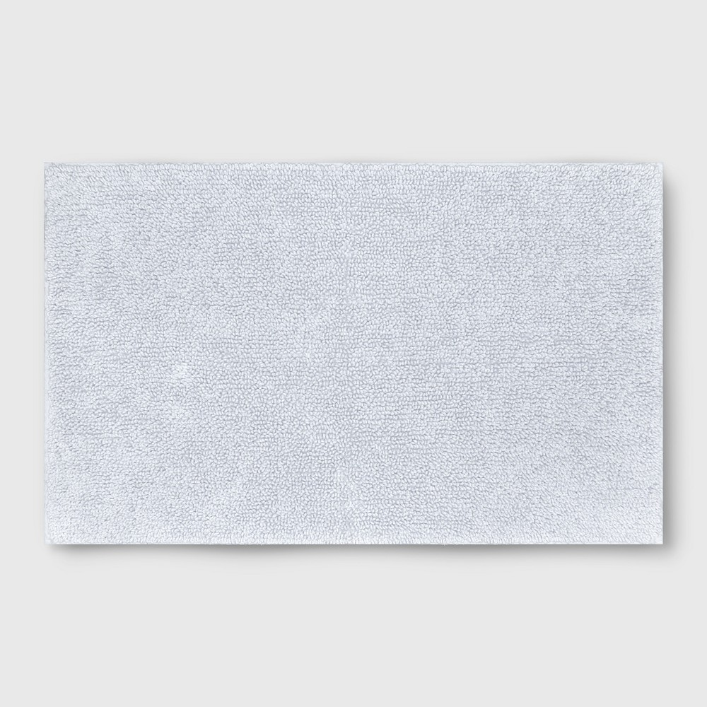 Perfectly Soft Solid Bath Mat White - Opalhouse, True White