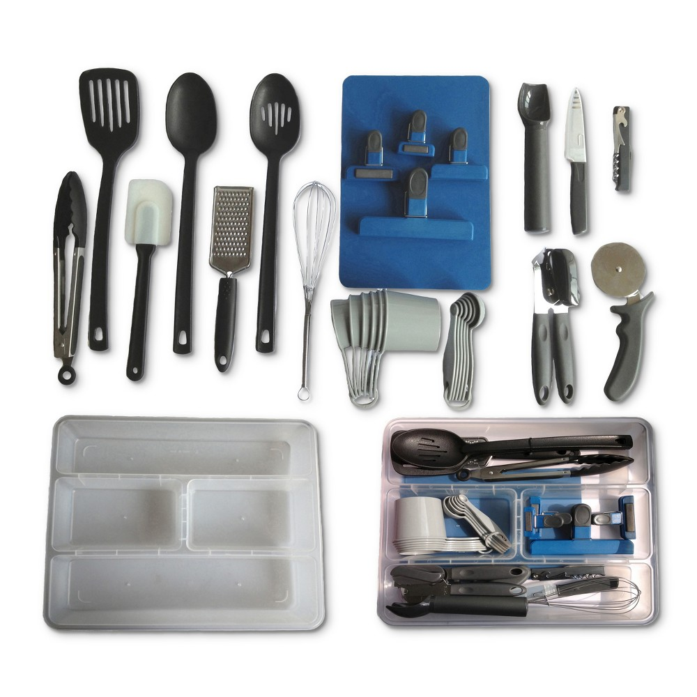 30pc Kitchen Utensil Set - Room Essentials