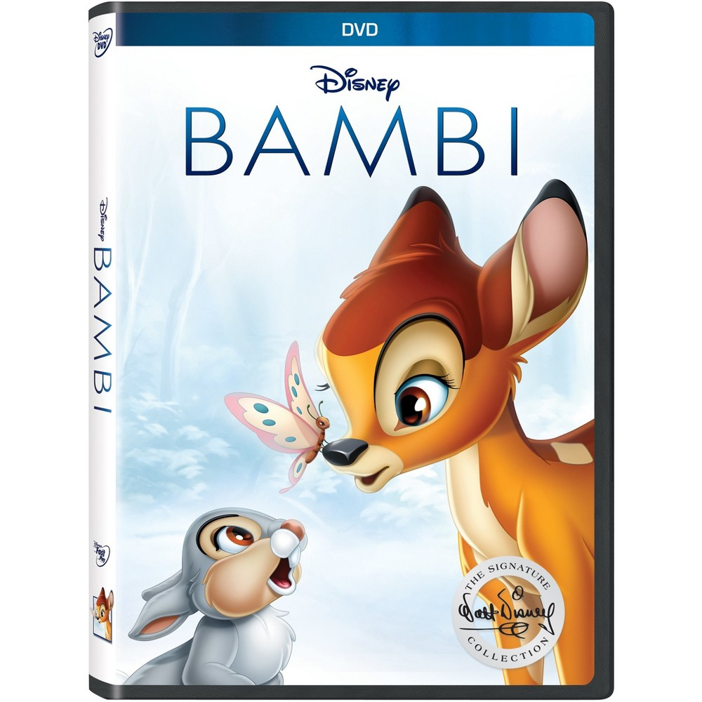Bambi: The Walt Disney Signature Collection (Dvd)