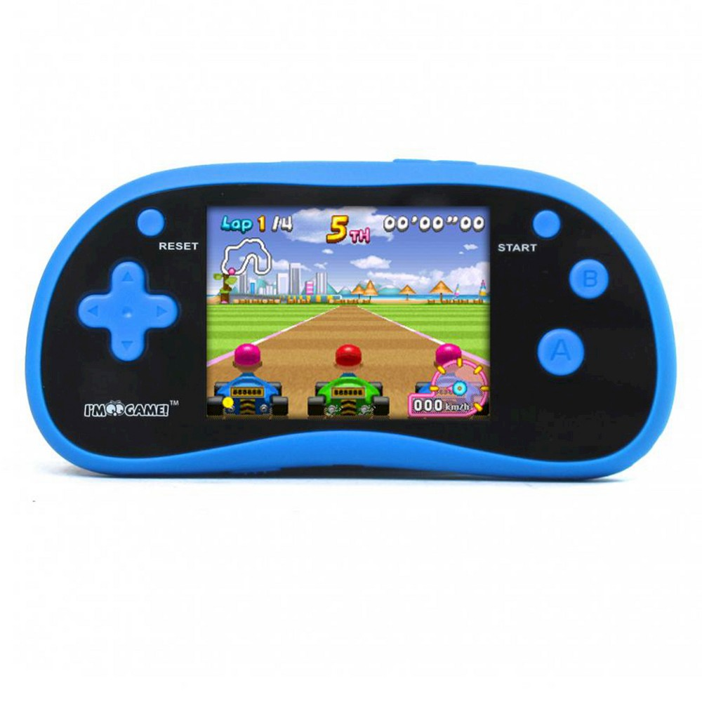 I'm Game GP180 Handheld Game Player - Blue
