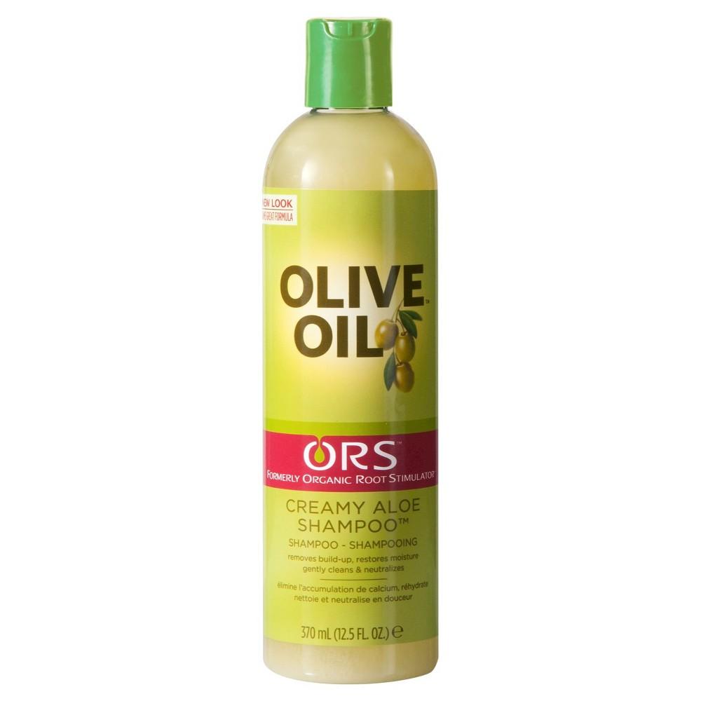 Ors Olive Oil Creamy Aloe Shampoo - 12.5 fl oz