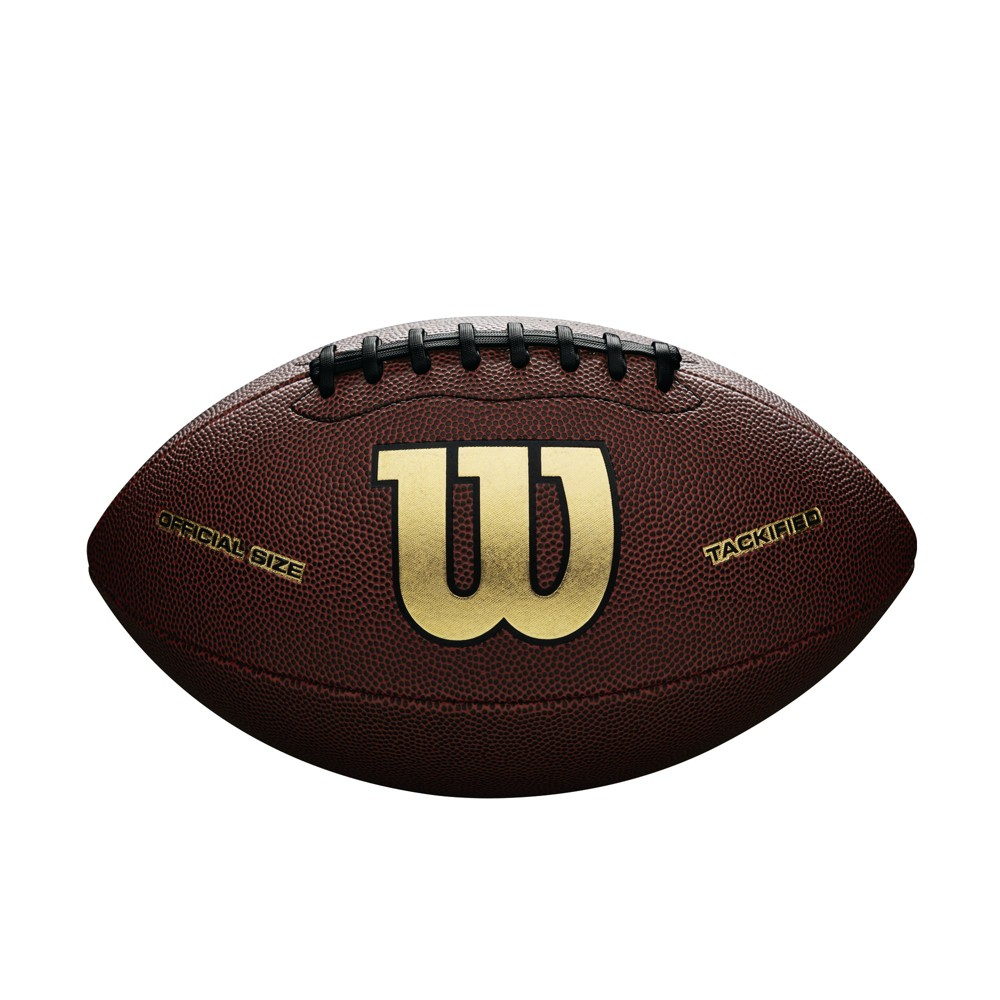 Wilson NCAA Icon Official Football, Brown