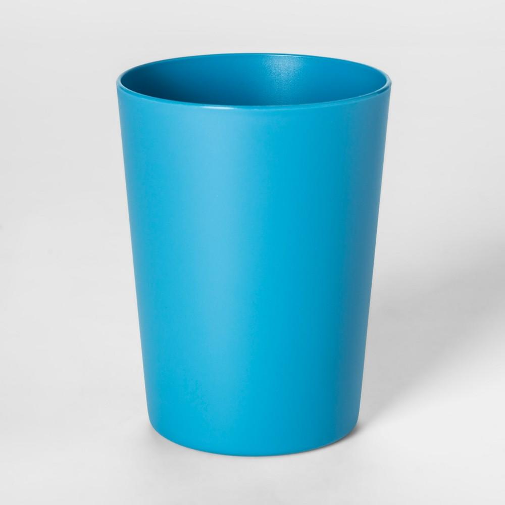 18oz Plastic Short Tumbler Blue - Room Essentials, Corrib River Blue