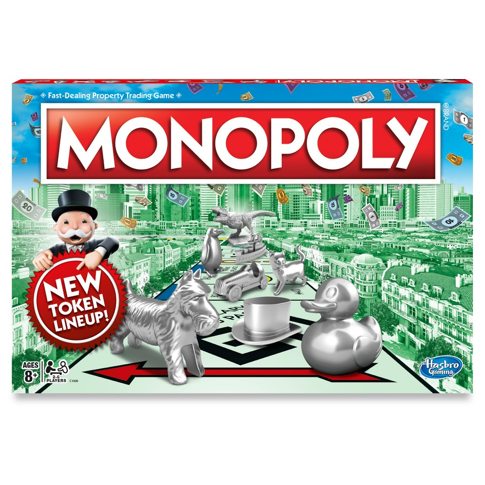 Monopoly Game, Board Games