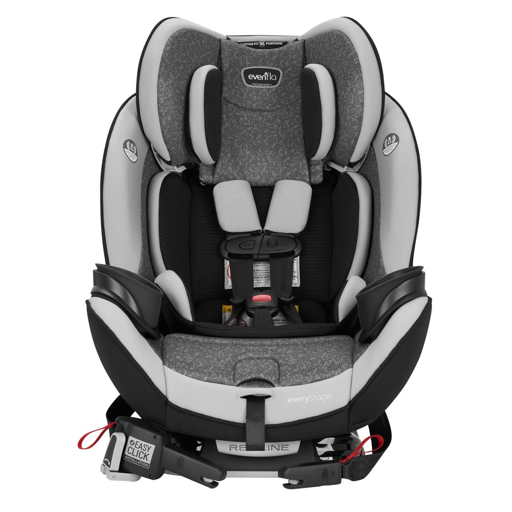 Evenflo EveryStage Dlx All-In-One Car Seat-Latitude, Latitude