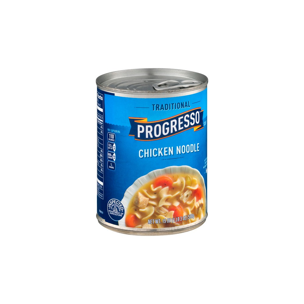 Progresso Traditional Chicken Noodle Soup 19 oz
