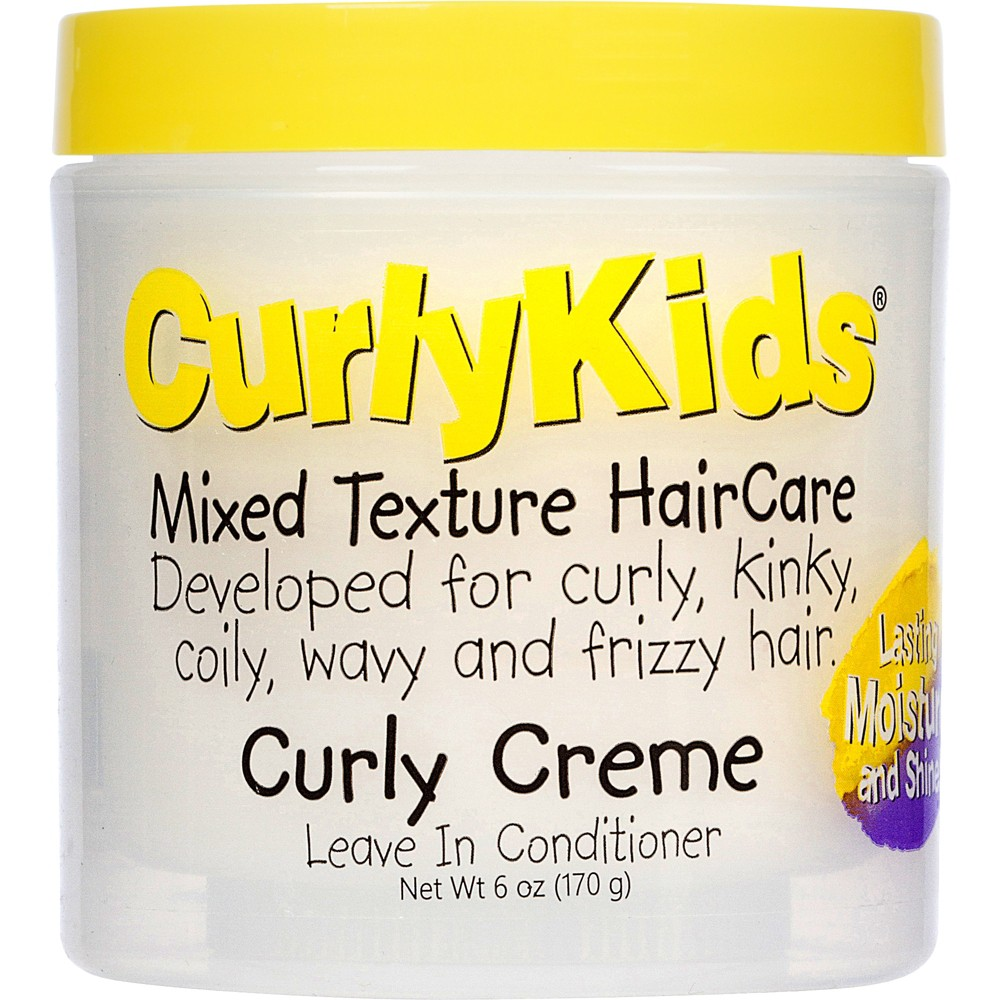 CurlyKids Curly Creme Conditioner - 6oz