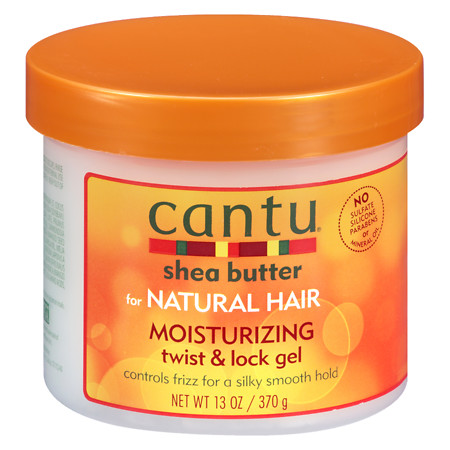 Cantu Shea Butter Moisturizing Twist & Lock Hair Gel - 13 oz.