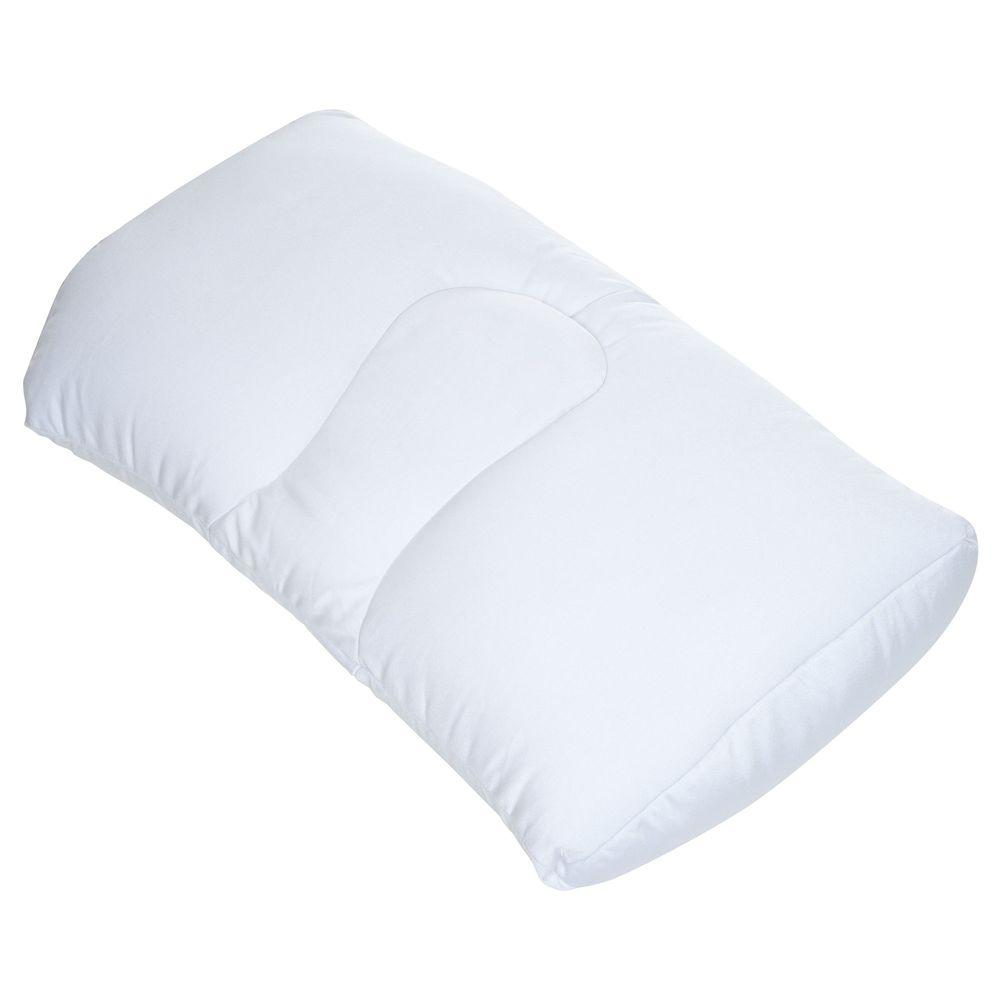 Remedy Cumulus Microbead Pillow, White