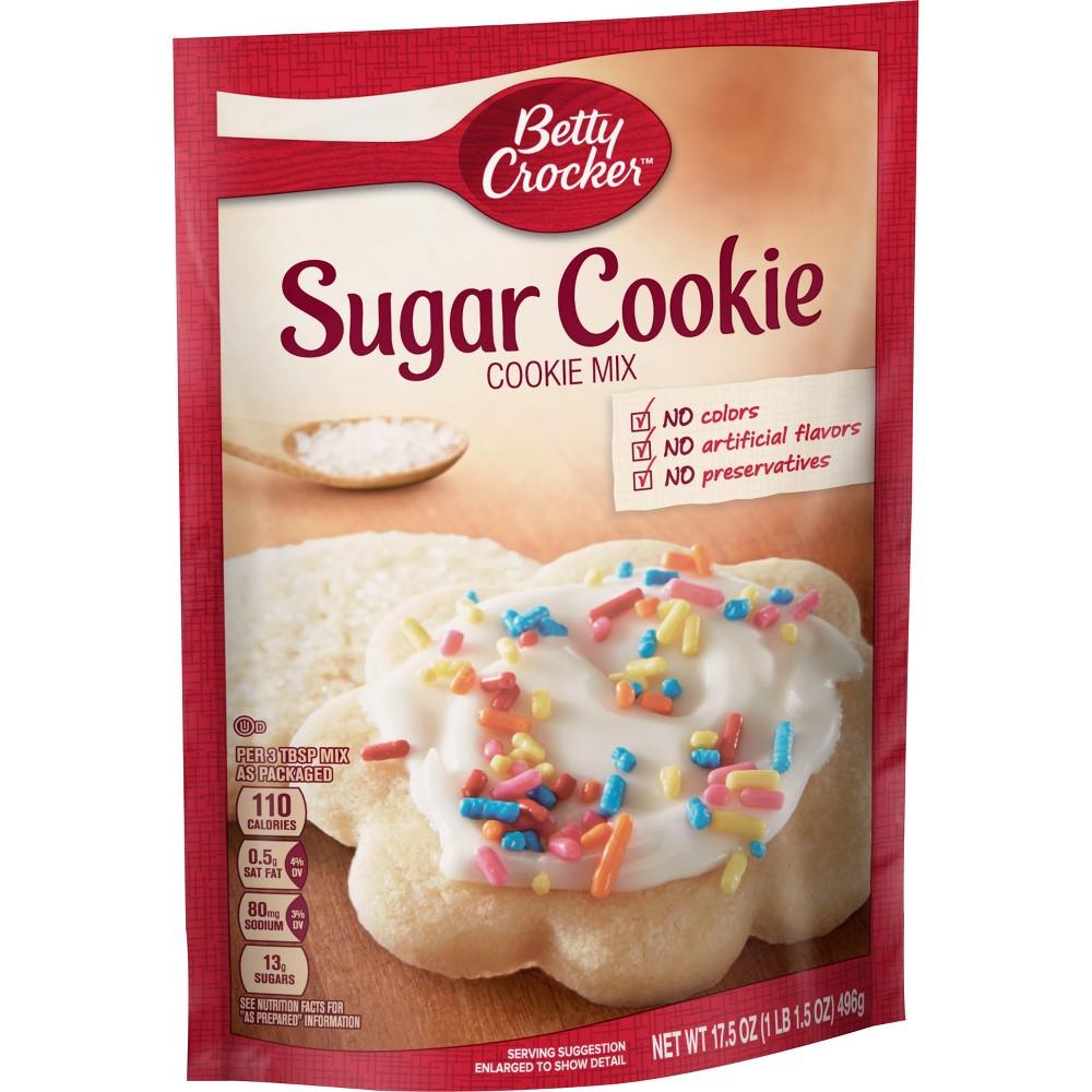 Betty Crocker Sugar Cookie Mix - 17.5oz