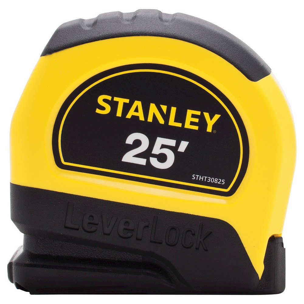 Stanley 25' Leverlock Tape Measure - STHT30825