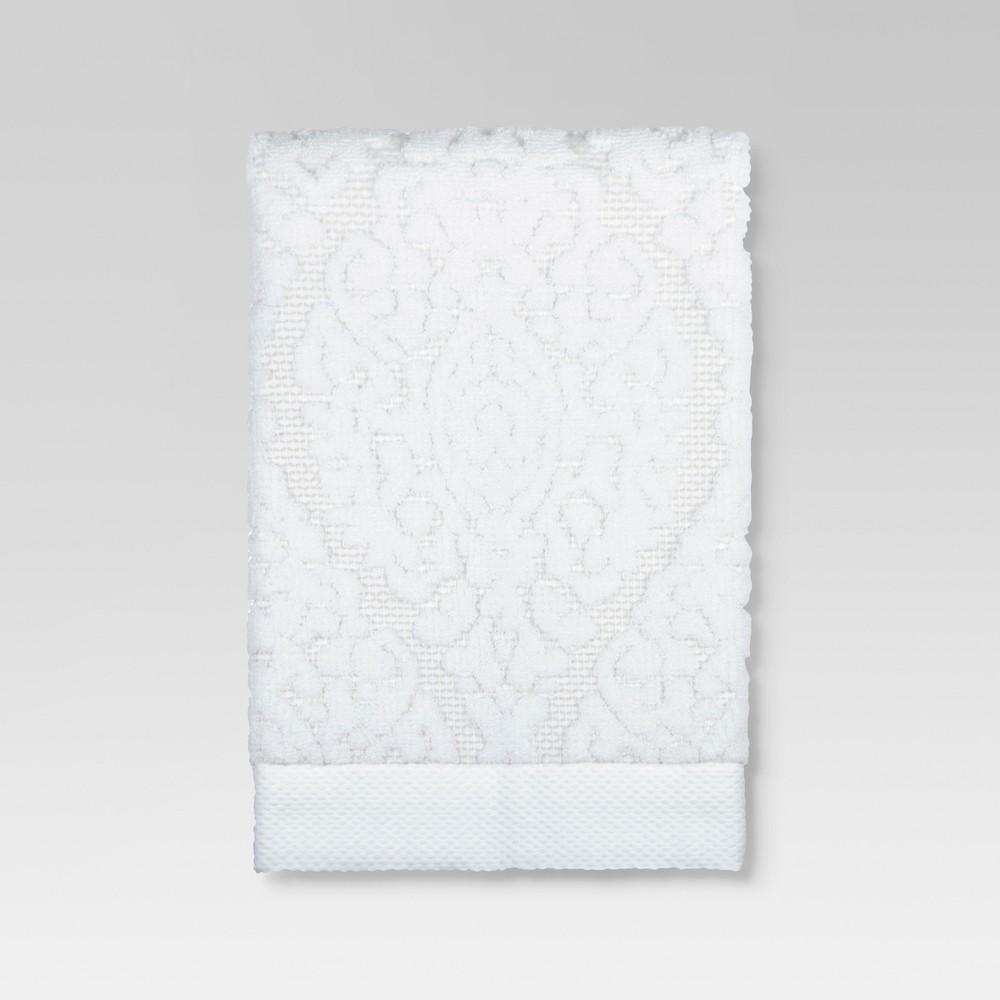 Ogee Hand Towels White - Threshold