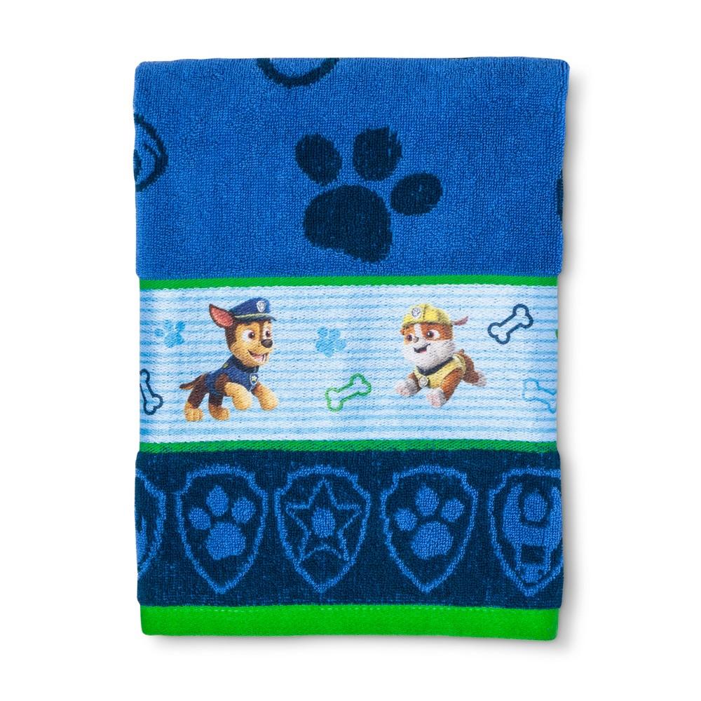 Paw Patrol Bath Towel, Bath Towels and Washcloths