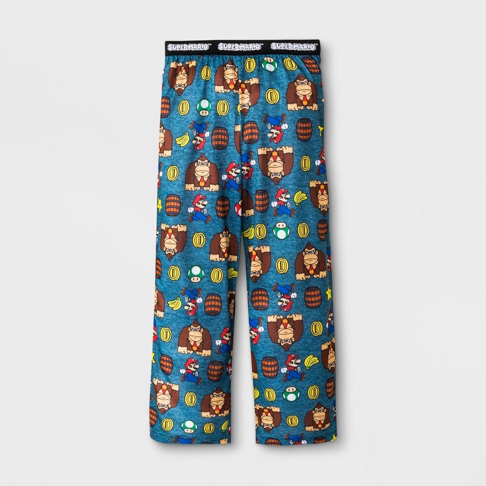 Boys' Nintendo Pajama Pants - Blue M