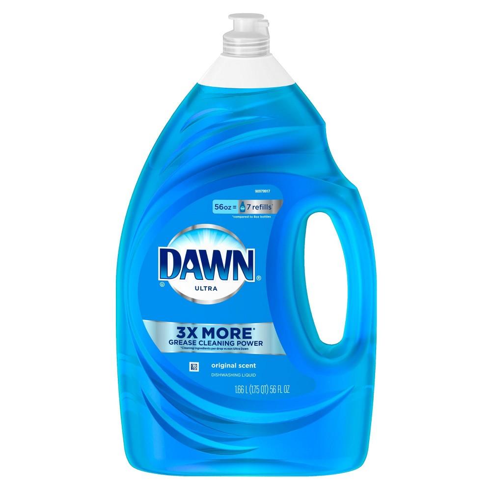 Dawn Ultra Original Scent Dishwashing Liquid - 56 fl oz