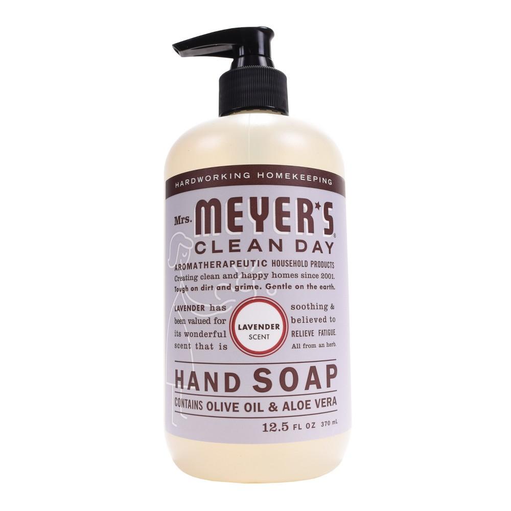Mrs. Meyer's Clean Day Lavender Liquid Hand Soap - 12.5 fl oz