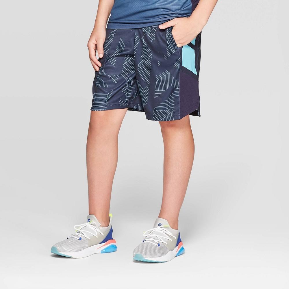 Boys' Premium Basketball Shorts - C9 Champion Navy (Blue) S