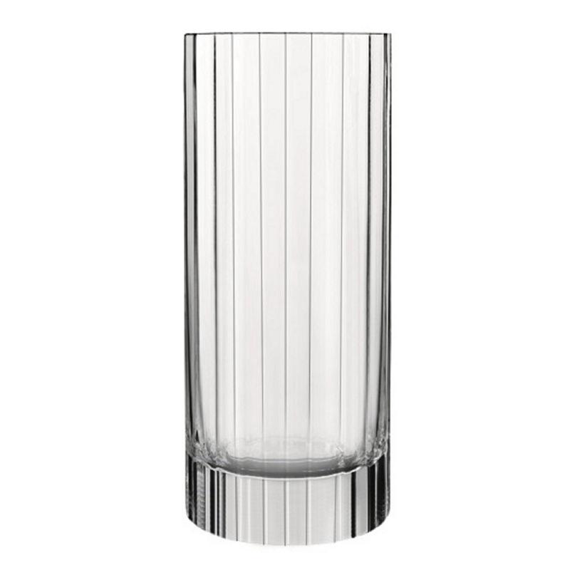 Luigi Bormioli Bach Set of 4 Beverage Glasses - Drinking Glasses - Tumbler Glasses