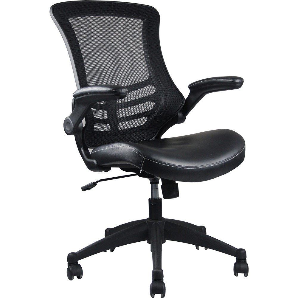 Modern Office Chair Black - Techni Mobili
