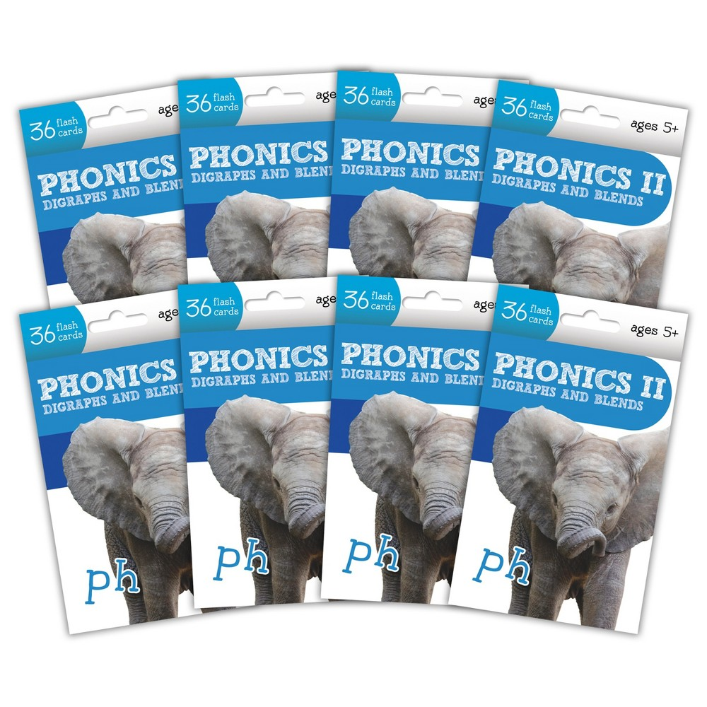 8pk Phonics Flashcards - Grade 1 - Bendon