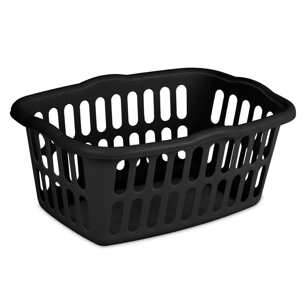 Laundry Bag/Basket Black - Room Essentials