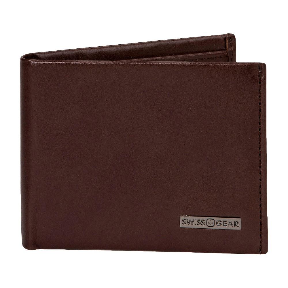 Swissgear Men's Bifold Wallet - Brown
