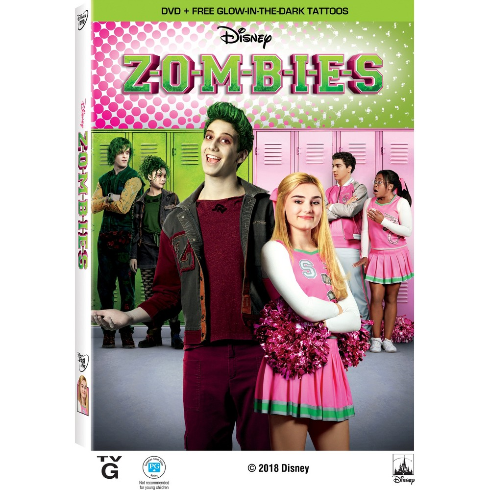 Disney Zombies (Dvd), Movies