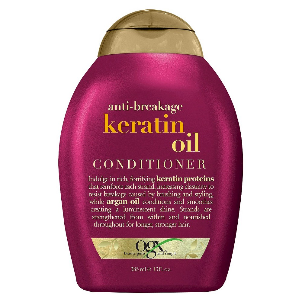 Ogx Anti-Breakage Keratin Oil Conditioner - 13 fl oz